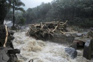 ฝนตกหนัก-ดินถล่ม คร่า 24 ชีวิตในอินเดีย ต้องเปิดประตูระบายน้ำป้องกันเขื่อนแตก