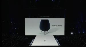 ซัมซุง โชว์โฉมลำโพง Galaxy Home ฉลาดด้วย Bixby