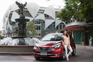 สนุกทุกการเดินทางอย่างอิสระไปกับมิ้นต์และ Nissan NOTE
