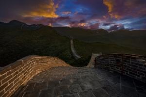 ม้วนเสื่อ! Airbnb ยกเลิกรายการชิงที่พักบนป้อมกำแพงเมืองจีน