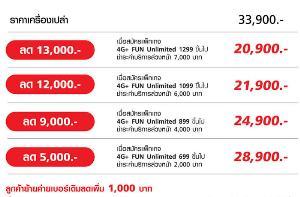 รวมช่องทางจอง Samsung Galaxy Note 9 ผ่านโอเปอเรเตอร์ ลดสูงสุด 15,500 บาท