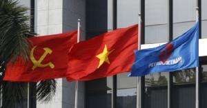 นักเคลื่อนไหวเวียดนามลั่นเดินหน้าร้องประชาธิปไตยต่อ แม้โดนกักบริเวณหลังทาสีบนธงชาติต้านเผด็จการ