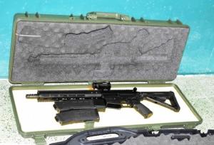 บุกจับนายทุนเงินกู้นอกระบบเมืองน้ำดำ ยึดโฉนด-อาวุธปืน16กระบอก มูลค่านับร้อยล้านตรวจสอบ