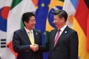 """40 ปีมิตรภาพญี่ปุ่น-จีน จับมือต้านลูกบ้า """"ทรัมป์"""""""
