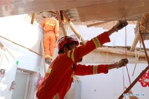 ยูนนานแผ่นดินไหวขนาด 5.0 บาดเจ็บ 18 คน ไม่มีผู้เสียชีวิต