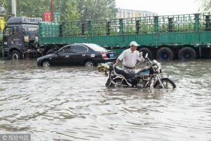 เฮยหลงเจียงอ่วม น้ำท่วมบ้านเรือน-พื้นที่เกษตร เสียหายกว่าสี่พันล้าน