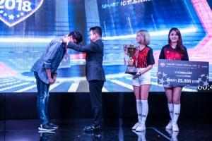 """Thailand E-Sports Challenge2018"" วันแรก ไทยอัดพม่าคว้าแชมป์ฟีฟ่า18"