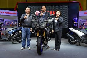 ยามาฮ่าเปิดตัว Tracer 900GT โฉมใหม่ 499,000 บาท