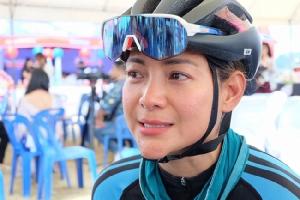 """""""โย"""" น้ำตาซึมเล่าเหตุการณ์ """"เอ"""" จักรยานล้ม บอกทรมานที่สุดในชีวิต แต่สู้สุดใจเพื่อสานฝันต่อให้พี่สาว"""