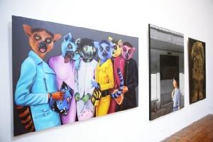 """จิตรกรรมไทยร่วมสมัย """"ศิลปะไทยยุค 4.0"""" ต้องปรับตัวถึงอยู่รอด!"""