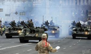 """ทิ้ง Oplot-M? ยูเครนอวด T-84 """"ยาตากาน"""" รถถังคันใหม่ปืนใหญ่ 120 มม.มาตรฐานนาโต้"""