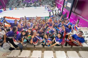 (ชมคลิป) ปตท.พาไปเชียร์ไทยติดขอบสนามเอเชียนเกมส์ 2018 บรรยากาศสุดเอ็กซ์คลูซีฟ