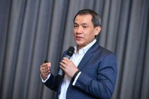 วีระ อารีรัตนศักดิ์ กรรมการผู้จัดการ บริษัท เน็ตแอพ ประจำมาเลเซีย อินโดนีเซีย ไทย กัมพูชา ลาว และเมียนมาร์