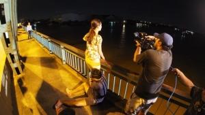 """""""หนิง"""" ตกใจ สาวใหญ่กระโดดสะพานฆ่าตัวตายเลียนแบบละคร"""