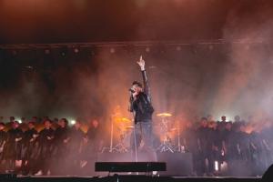 """12 ปีแห่งการเดินทาง """"เกทสึโนวา"""" ระเบิดความมันสุดเท่!!! จัดเต็มคอนเสิร์ตใหญ่ครั้งแรก"""