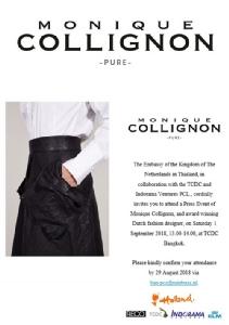รู้จัก Slow Fashion ผ่านเสวนา Fashion from Waste โดย Monique Collignon นักออกแบบชื่อดัง