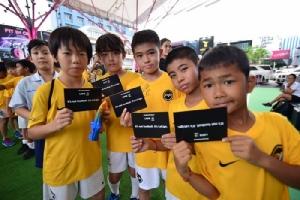ครั้งแรกในไทย! 'ฟัลเกา' โชว์ลีลาเทพฟุตซอลปะทะแฟนคลับชาวไทยนัดพิเศษลาลีกา