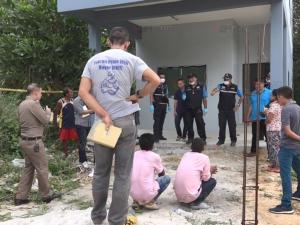 แรงงานพม่าตั้งวงเมาได้ที่ก่อเหตุทะเลาะวิวาทกันเอง ก่อนจบที่แทงกันดับ 1 ราย