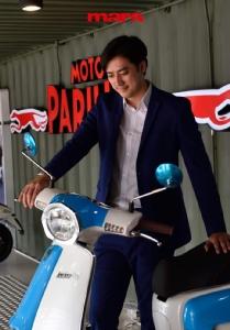 ดราม่าฆ่าไม่ตาย! 'ฟิล์ม รัฐภูมิ' เปิดชีวิตอีกด้าน จากคีย์บอร์ด PAYALL สู่ปลายแฮนด์ Moto Parilla
