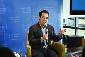 """มากกว่าก้าวคนละก้าว! """"อัยยวัฒน์"""" เผย 'คิง เพาเวอร์ ไทย เพาเวอร์' พร้อมสนับสนุนต่อเนื่อง 17 โครงการยกระดับศักยภาพคนไทยสู่ระดับโลก"""