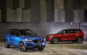 วอลโว่ เพิ่มไลน์ SUV ส่ง XC40  เคาะราคาเริ่ม 2.09 ล้านบาท