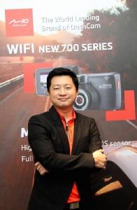 Mio หวัง 3-5 ปีขึ้นแชมป์ตลาดกล้องติดรถไทยแซงแบรนด์จีน