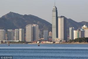 (ชมภาพ) 10 อาคารสูงของปี 60 อยู่ที่จีน 5 แห่ง