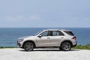 Mercedes-Benz GLE 2019 อวดโฉมพร้อมระบบสุดไฮเทค