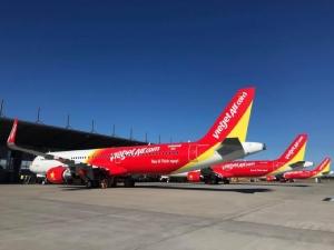 เวียตเจ็ทติดอันดับ 50 สายการบินชั้นนำของโลก จากการจัดอันดับของนิตยสาร Airfinance Journal