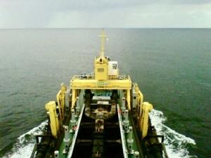 กทท.ชี้แจงกรณีเรือสันดอน 8 ทิ้งตะกอนดินบริเวณเกาะท้ายตาหมื่น