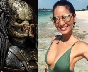 รู้จัก 'โอลิเวียร์ มันน์' สาวเซ็กซี่ที่มาขยี้  'The Predator 2018'
