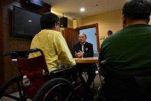 โกงปีละ  1,500 ล้าน! คนพิการร้อง กสม.สอบสมาคม-มูลนิธิ อมเงินค่าจ้างทำงาน-ฝึกอบรม