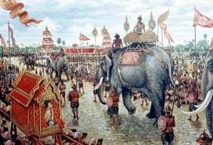 ช้างยังตกเขาตายพร้อมควาญ! ร.๑ ทรงยึดราวเชือกไต่เขาสูงชันไปตีทวาย ๒ นายทัพตายคาสมรภูมิ!!