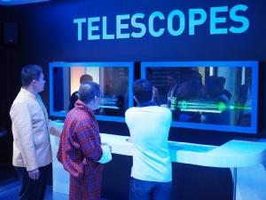 เอกอัครราชทูตภูฏานสนใจนำดาาศาสตร์ไปพัฒนาการศึกษาและการท่องเที่ยว