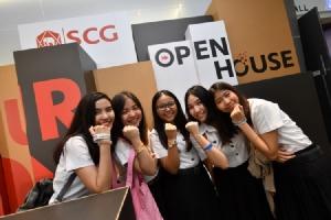 """เปิดบ้าน """"SCG Open House"""" สะท้อนมุ่งมั่นสร้างสรรค์สิ่งที่ดีกว่า"""