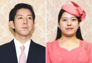 เจ้าหญิงอายาโกะแห่งญี่ปุ่นกำหนดเสกสมรสวันที่ 29 ต.ค.