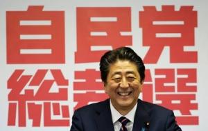 """""""อะเบะ"""" ผงาดเป็นนายกฯ ญี่ปุ่นยาวนานที่สุด ต่ออำนาจถึงปี 2564"""