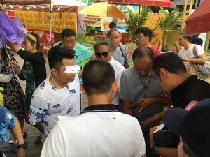 รวบไกด์เถื่อนจีนกักลูกทัวร์คาตลาดน้ำสี่ภาค บีบซื้อแพกเกจเสริม