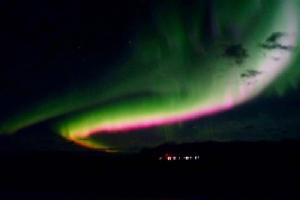 """ชมแสงเหนือ บุกถ้ำน้ำแข็ง ทริปสุดฟินของ """"อนงค์นาฏ อำนวยพล"""""""