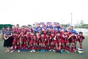 ฟุตบอลเยาวชน โตโยต้า คว้าแชมป์ที่ญี่ปุ่น 3 ปีซ้อน