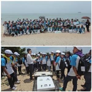 เปลี่ยนเพื่อโลก! PTTEP Teenergy   ชวนเยาวชน ทำกิจกรรมดีๆ แก้ปัญหาสิ่งแวดล้อมทางทะเล