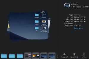 มีอะไรใหม่ใน macOS 10.14 'Mojave' พร้อมให้โหลดใช้งานแล้ว
