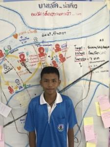 ไปรษณีย์ไทย ปั้นยุวมัคคุเทศก์ พาเที่ยวชุมชนบางเสด็จ