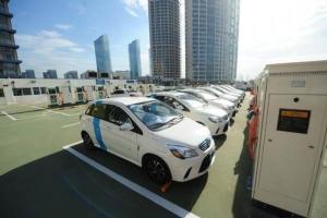 ปักกิ่งเพิ่มเครื่องชาร์จแบตฯรถยนต์พลังงานทางเลือกใหม่ กว่า 1,628 เครื่อง