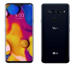 LG แจ้งเกิด V40 ThinQ อัดแน่นกล้อง 5 ตัวคู่หน้า จอ OLED 6.4 นิ้ว