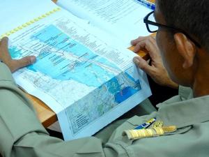 ผู้ว่าฯ สงขลา หารือเตรียมความพร้อมบริหารจัดการน้ำช่วงฤดูฝน กำชับทุกหน่วยร่วมทำงานเป็นทีม