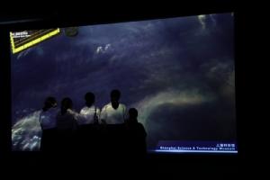 """อลังการงานล้านดวงใต้แสงออโรราในนิทรรศการ """"ดาวจรัสฟ้า"""""""