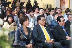 """ชวนชมนิทรรศการสุดยอดศิลปะไทย ในรัชกาลที่ ๙ """"70 สุดยอดภาพยนตร์ไทย-99 ละครโทรทัศน์ไทย-389 เพลงไทยในแผ่นดิน"""""""