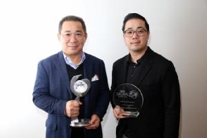 คิง เพาเวอร์ คว้าสองรางวัลระดับโลก! ดิวตี้ฟรียอดเยี่ยม Frontier Awards 2018 และ ร้านดิวตี้ฟรีแห่งใหม่ยอดเยี่ยม DFNI Global Awards 2018 โชว์ศักยภาพบริษัทไทยไม่แพ้ใครในโลก