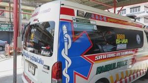 ชื่นชม!! ตร.หัวหิน ช่วยนำทางรถพยาบาลนำส่งผู้ป่วยแม้ออกเวรแล้ว